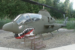 Bell AH-1S Cobra 69-16437, Aviation Hall of Fame & Museum of New Jersey