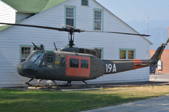 Bell UH-1H Iroquois 66-16019/19A, Rocky Mountain Museum of Military History