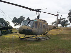 Bell UH-1H Iroquois 68-16289, North Carolina Military History Museum