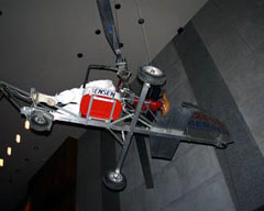 Bensen B-8M Gyrocopter, North Carolina Museum of History