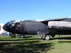 Boeing B-52D Stratofortress 55-0062, K.I. Sawyer Heritage Air Museum
