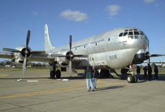 Boeing KC-97L Stratofreighter 53-0218, Minnesota Air National Guard Museum