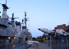 Buffalo and Erie County Naval & Military Park Buffalo, New York