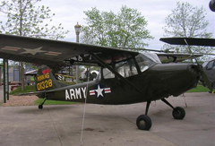 Cessna O-1A Bird Dog 50-1328