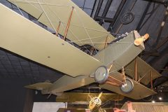 Curtiss JN-4A Jenny 1187 was owned by Charles Lindbergh, Cradle of Aviation Museum, Garden City, NY