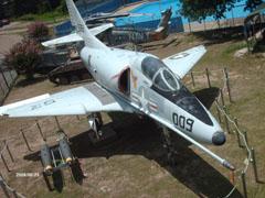 Douglas A-4C Skyhawk 148569/009, Louisiana Military Museum