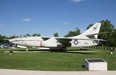 Douglas A3D-2O Skywarrior 146448/JQ-12, NSA - National Vigilance Park
