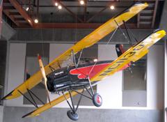 Driggs Skylark III NC11301, Grand Rapids Public Museum