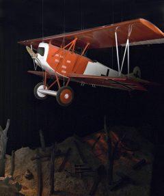 Fokker D.VII (replica)