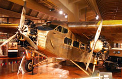Ford 4-AT-B Trimotor NX4542, Henry Ford Museum