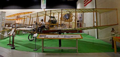 Glenn H. Curtiss Museum Hammondsport, New York