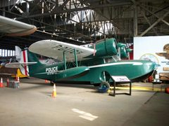 Grumman JRF-5 Goose N644R, Historic Aircraft Restoration Project - HARP, Brooklyn, NY