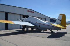 Grumman TBM-3E Avenger C-GLEL/13, Museum of Mountain Flying