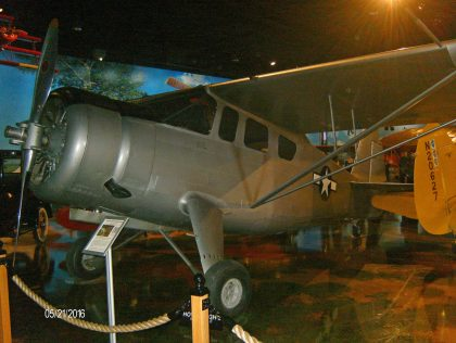 Howard DGA-1P Nightingale 32347 US Navy, Air Zoo Aerospace & Science Museum