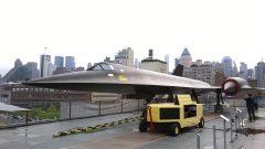 Lockheed A-12 60-6925 USAF, Intrepid Sea, Air & Space Museum