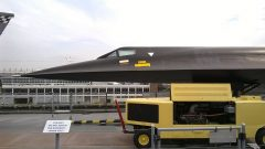 Lockheed A-12 60-6925 USAF, Intrepid Sea, Air & Space Museum, New York