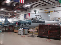 Lockheed F-104G Starfighter D-8090, Air Victory Museum Lumberton, NJ