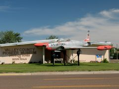 Lockheed T-33A 52-9564 Valley County Pioneer Museum, Glasgow, MT