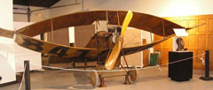 McCabe Baby Biplane 841, Dawson County Historical Museum