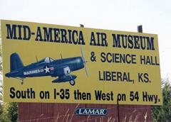 Mid-America Air Museum Liberal, Kansas