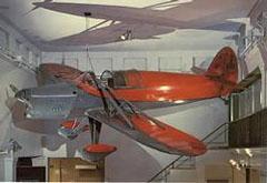 Miller Zeta Racer NX1331, Springfield Museums