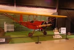 Nicholas-Beazley NB-8G NC583Y Nicholas Beazley Aircraft Museum