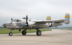 North American B-25J Mitchell N27493 Commemorative Air Force Minnesota Wing