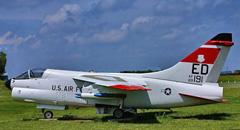 Vought A-7D Corsair II 69-6191/ED, Freedom Park, Omaha, NE