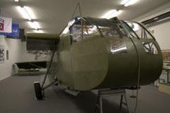 Waco CG-4A Hadrian (replica), Fighting Falcon Military Museum