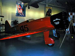 Wendell-Williams 44 NR62Y/45, Wedell-Williams Memorial Aviation & Cypress Sawmill Museum