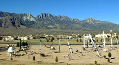 White Sands Missile Range Museum Las Cruces, New Mexico