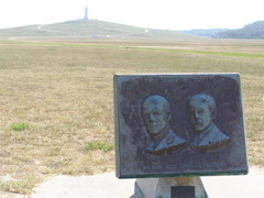 Wright Brothers National Memorial Kill Devil Hills, North Carolina