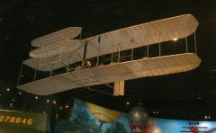 Wright Flyer Type A (replica), Air Zoo Aerospace & Science Museum