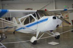 Aeronca 7AC Champion N82106, Port Townsend Aero Museum