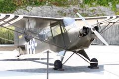 Aeronca L-3B Grasshopper 16645,   National D-Day Memorial Bedford, VA