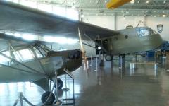 Aeronca L-3D Grasshopper and Waco CG-4A Hadrian, Silent Wings Museum