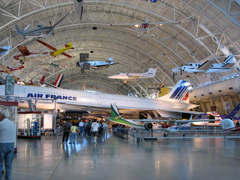 Aerospatiale- BAC Concorde 101 F-BVFA, National Air and Space Museum Steven F. Udvar-Hazy Center