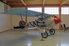 Albatros D Va N482UT 5397 17 Luftwaffe, Military Aviation Museum, Virginia Beach, VA