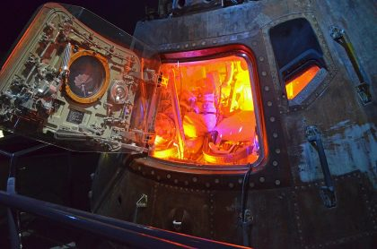 Apollo 17 Command Module - Aviationmuseum