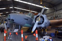 Avro 652A Anson I EP954 Royal Australian Air Force, South Australian Aviation Museum