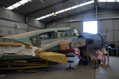 Avro 652A Anson I EP954 RAAF, South Australian Aviation Museum