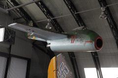 BMW TLJ-2, Strahljager Projekt II 17 Luftwaffe, Military Aviation Museum, Virginia Beach, VA