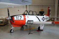 Beechcraft T-34A Mentor N56NT/55022/2P-117 US Navy, Military Aviation Museum, Virginia Beach, VA