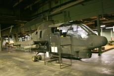Bell AH-1S Cobra 68-17022 AAF Tank Museum Danville, VA