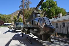 Bell AH-1S Cobra 70-16042, Fort Douglas Military Museum