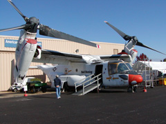 Bell Boeing YV-22A Osprey 163913, American Helicopter Museum & Education Center