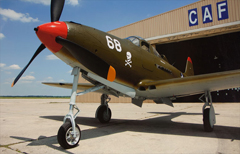 Bell P-39Q Airacobra N6968/42-19597/68, Commemorative Air Force - Central Texas Wing