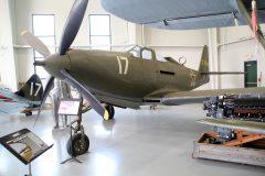 Bell P-63C Kingcobra 270609/17 Soviet Air Force, Military Aviation Museum, Virginia Beach, VA