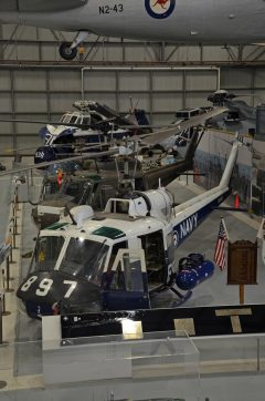 Bell UH-1B Iroquois N9-882 898 Royal Australian Navy, Fleet Air Arm Museum, Nowra Hill NSW