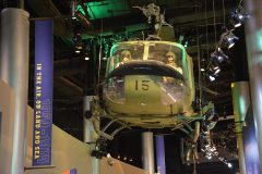 Bell UH-1E Iroquois 154760/15 USMC, National Museum of the Marine Corps